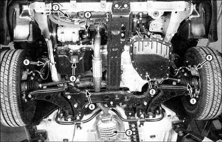 2.2 Расположение узлов и деталей