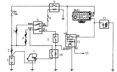 5.3 Топливный насос и давление топлива