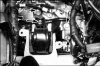 7.2.8 Снятие и установка коробки передач