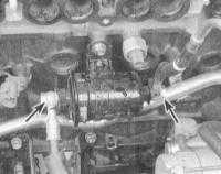 3.30 Замена топливного фильтра Toyota Land Cruiser