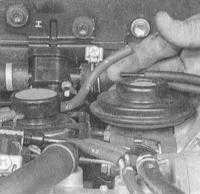 3.38 Проверка исправности состояния компонентов системы рециркуляции   отработавших газов (EGR)