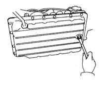 3.34 Замена ATF автоматической трансмиссии и главной передачи