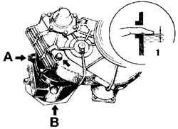 2.17 Проверка уровня масла в механической КПП
