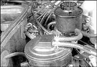 2.23 Система улавливания паров бензина