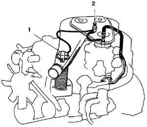 6.4 Система термостатирования (HAI-система)
