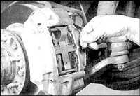 8.3 Колодки дисковых тормозов (передних или задних)