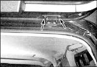 10.19 Задняя крышка (верхняя дверь заднего отсека)