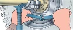 7.1 Рабочая тормозная система УАЗ 3151