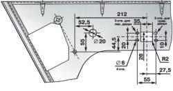 9.2 Кузов и кабина автомобилей семейства УАЗ-3741 УАЗ 3151