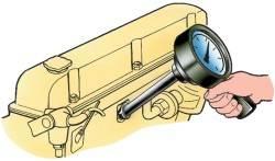 3.9 Проверка технического состояния двигателя