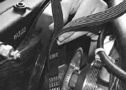 8.5.6 Замена насоса гидроусилителя рулевого управления