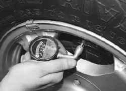 2.5 Подготовка автомобиля к выезду