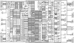 13.3 Схема 3. Электрооборудование автомобилей UAZ Patriot выпуска с 2007 г.