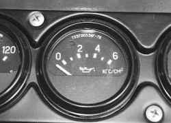 1.4 Панель приборов и органы управления УАЗ 31519