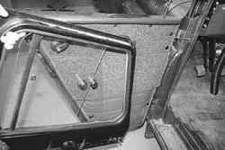 11.11.2 Снятие и установка надставок дверей УАЗ 31519
