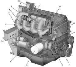 5.1 Особенности конструкции УАЗ 31519