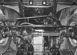 5.5 Снятие и установка брызговиков двигателя