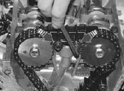 5.9 Замена цепей и шестерен газораспределительного механизма УАЗ 31519