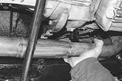 6.2.5 Снятие и установка коробки передач УАЗ 31519