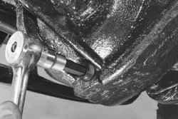 6.5.8 Снятие и установка главной передачи переднего моста