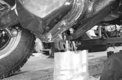 6.6.6 Снятие и установка главной передачи заднего моста УАЗ 31519
