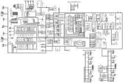 18.4 Схема 4. Электрооборудование автомобилей мод. 31519-095, 31519-195