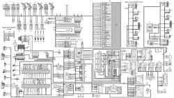 18.6 Схема 6. Электрооборудование автомобилей мод. 315195-023, 315195-123