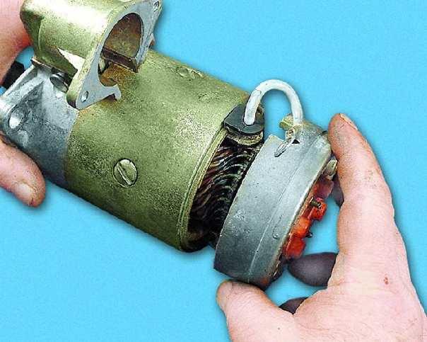 Ока ремонт электрооборудования своими руками