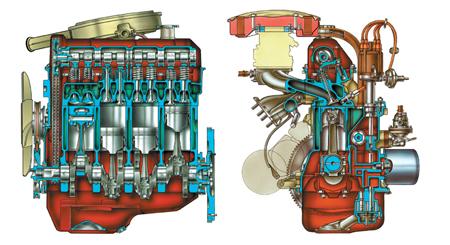3.0 Двигатель