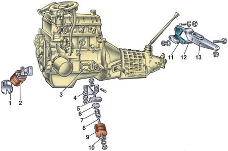 3.1 Особенности устройства ВАЗ 2101