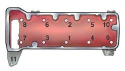 11.1.6 Головка цилиндров и клапанный механизм