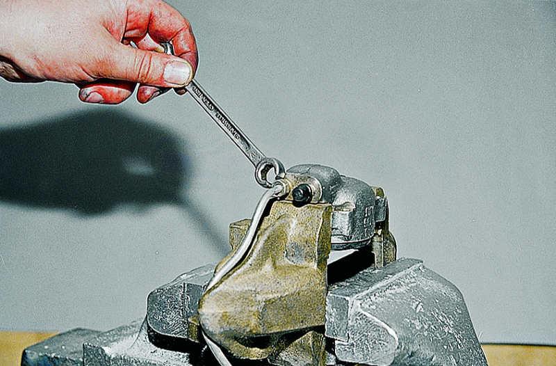 Ремонт тормозной системы ваз 2106