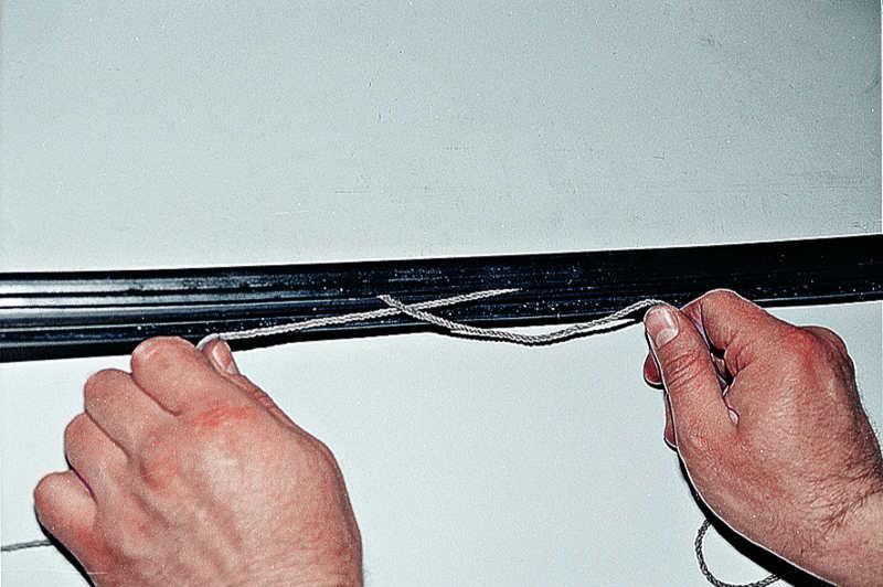 Как заменить лобовое стекло на ваз 2107 самостоятельно - Pumps.ru