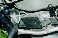 9.1 Проверка уровня и замена масла в коробке передач