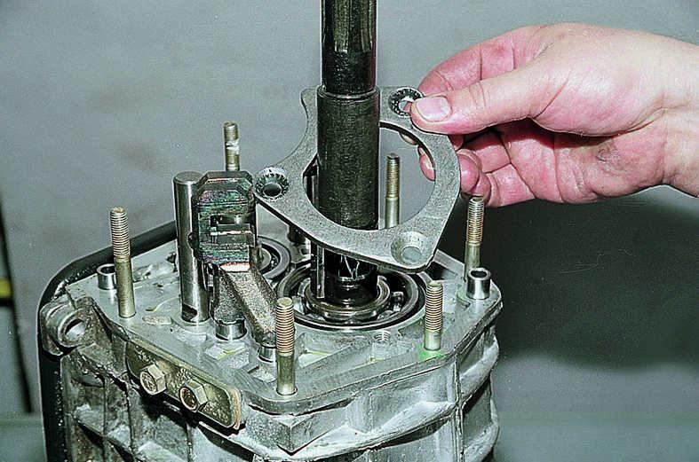 ремонт кпп ваз 2107 своими руками сайте представлен