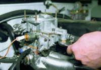 5.1 Очистка топливного фильтра