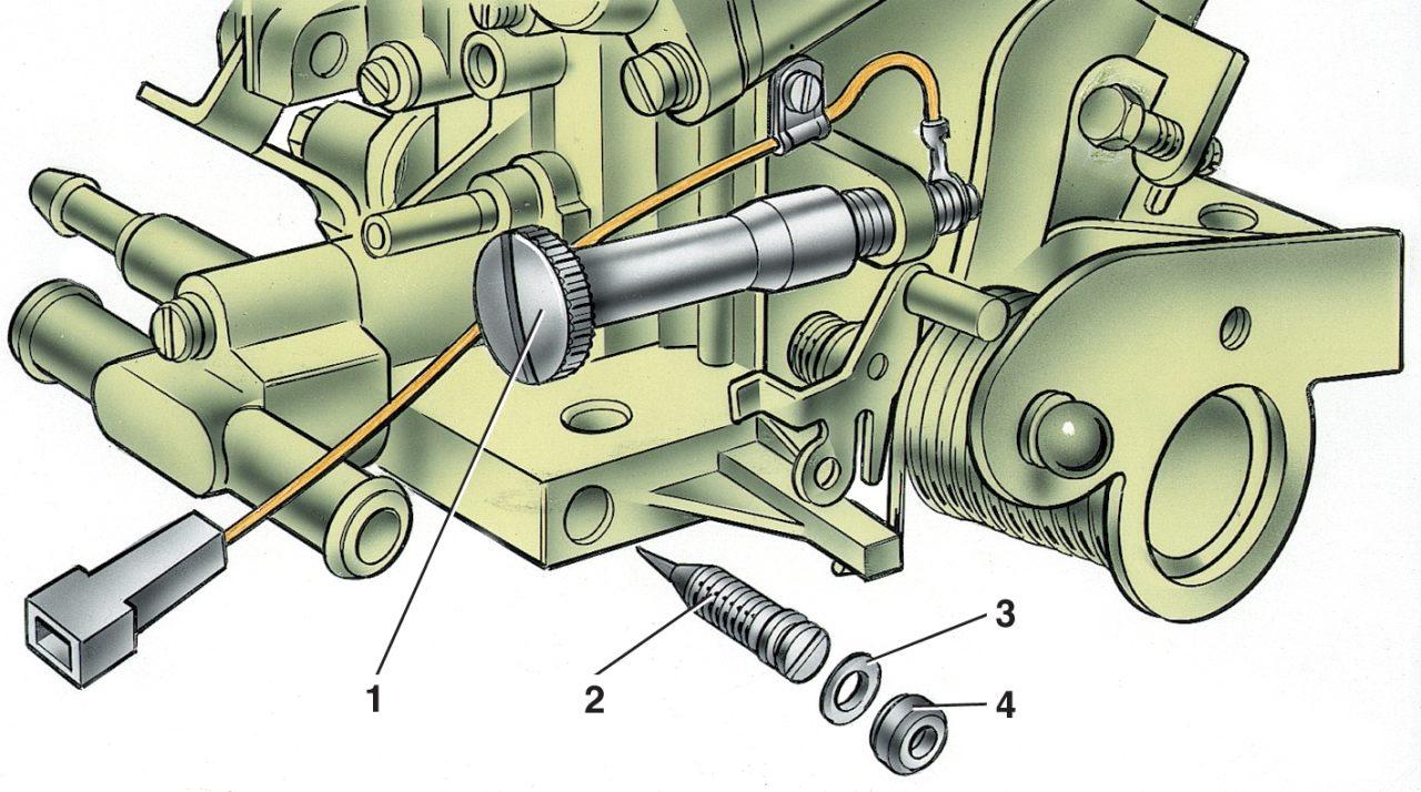 Как отрегулировать карбюратор на ваз 2109 с