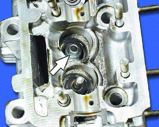 ремонт головки блока цилиндров ваз 2108