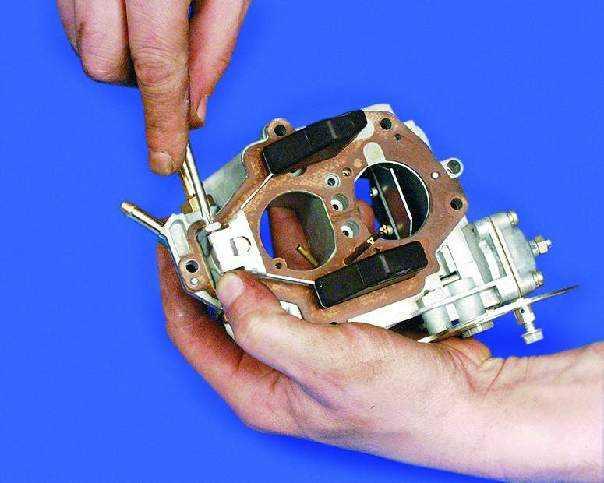Разбор и сборка пускового двигателя | Chtz-Parts.ru