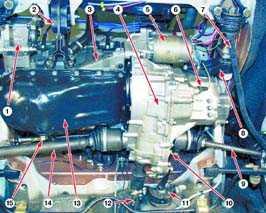 11.0 11. Двигатель и его системы ВАЗ 2108