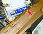 2.4 Открытие и закрытие капота ВАЗ 2109