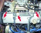 3.9 Очистка и промывка деталей системы вентиляции картера ВАЗ 2109
