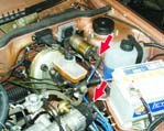 5.1.5 Перебои в работе двигателя ВАЗ 21099