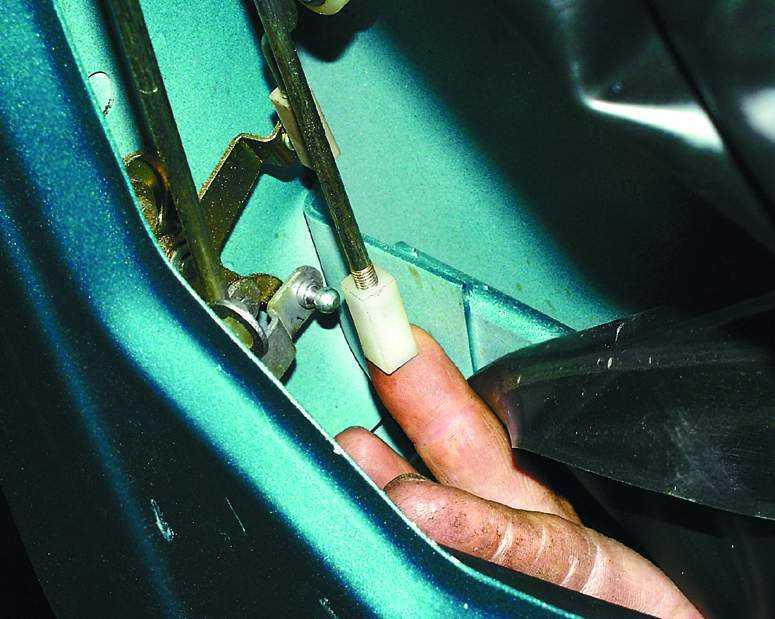 регулировка тяги двери ваз 2115 мужские полусапоги