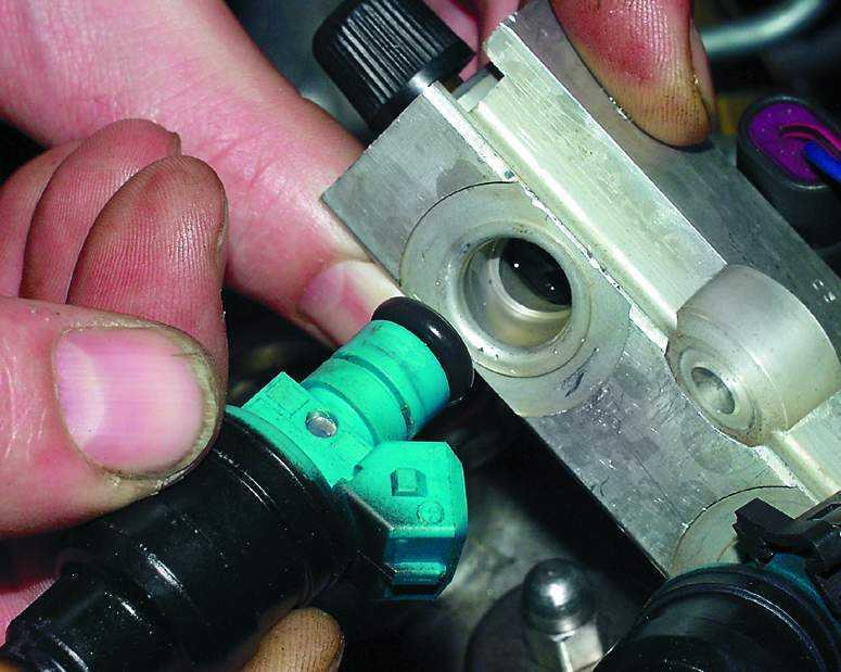 Как почистить инжектор ваз 21093 своими руками