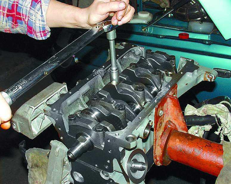 Ремонт своими руками двигатель ваз