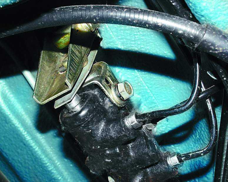 Фото №6 - регулятор давления на ВАЗ 2110