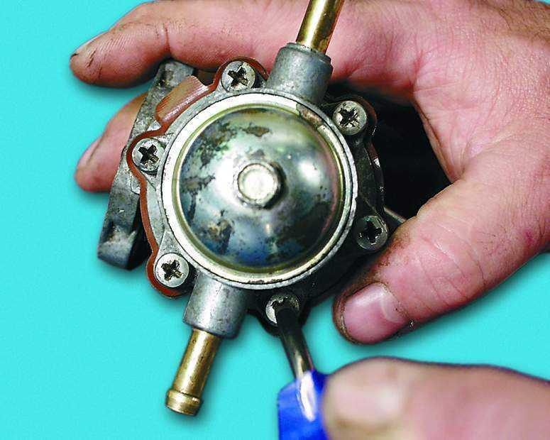 Фото №4 - ремонт топливного насоса ВАЗ 2110 инжектор