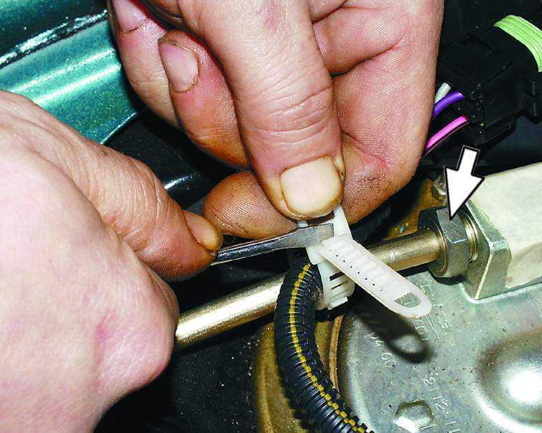 Ваз 2110 ремонт своими руками бензонасос