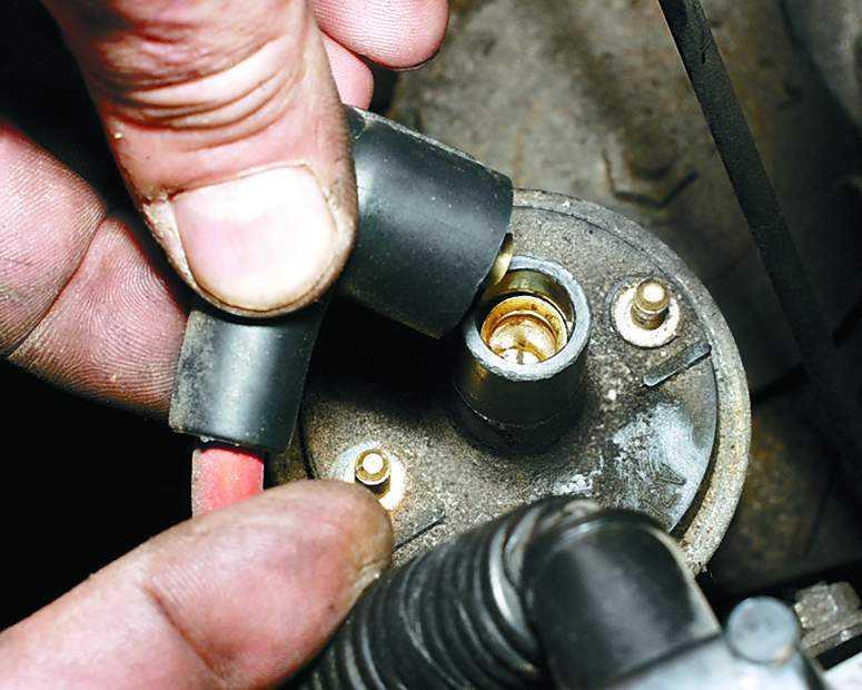 Фото №6 - ВАЗ греется катушка зажигания 2110